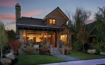 The Modern Rustic Home: Classic Materials, Contemporary Design