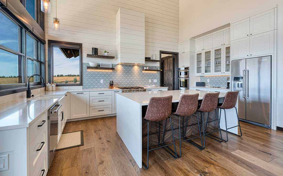 Does Your Custom Home Need A Custom Gourmet Kitchen? CNC Can Help.